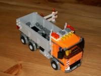 Camion benne Lego
