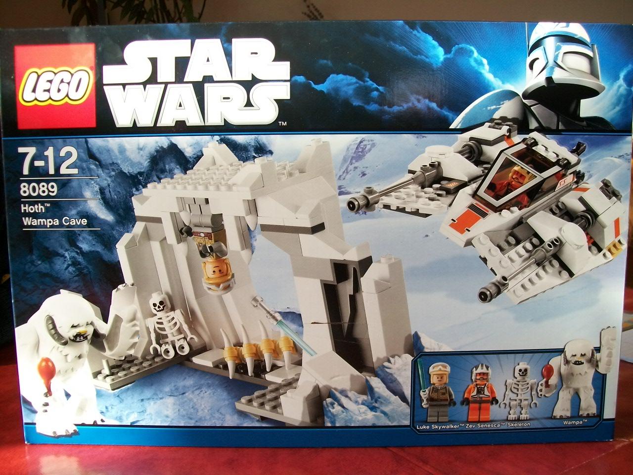 Revue du set Lego Star Wars 8089 (Noël 2010) – Lego(R) by Alkinoos