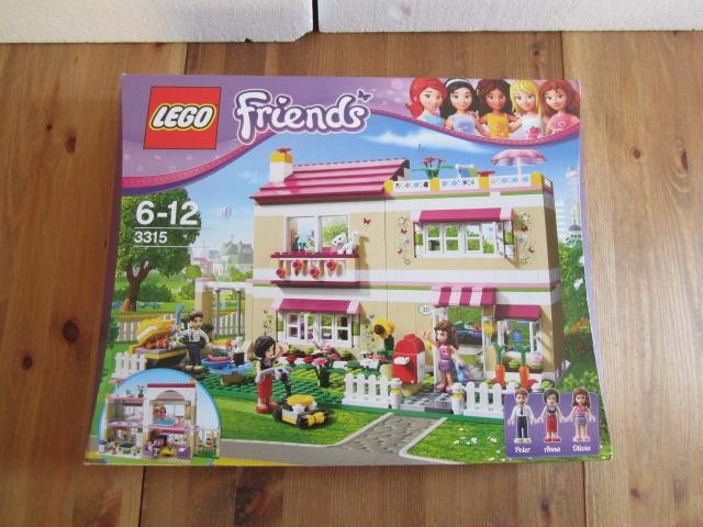 Lego Friends 3315 p1