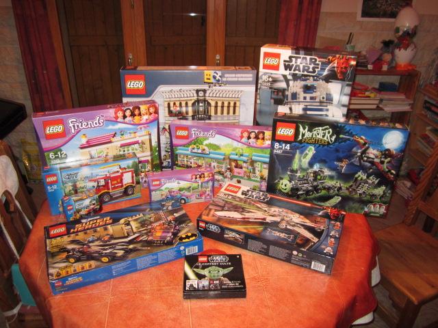 Lego Noel 2012