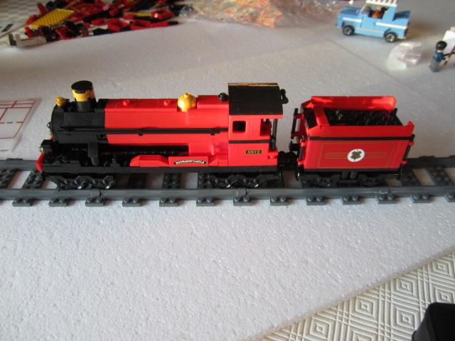 Set lego harry potter p20