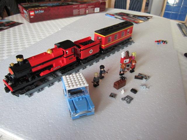 Set lego harry potter p25