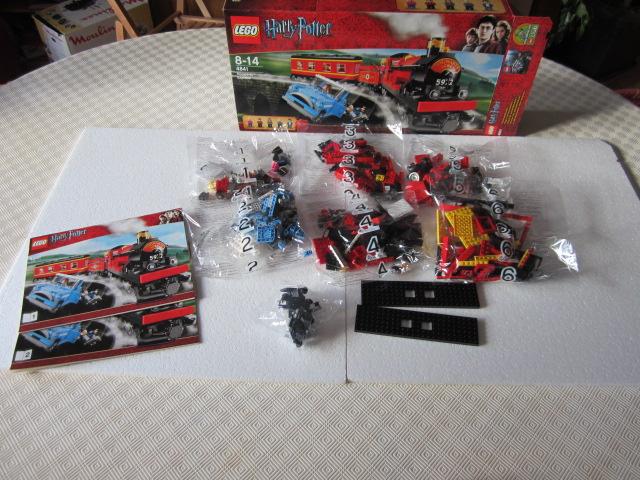 Set lego harry potter p4