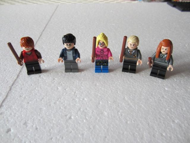 Set lego harry potter p8