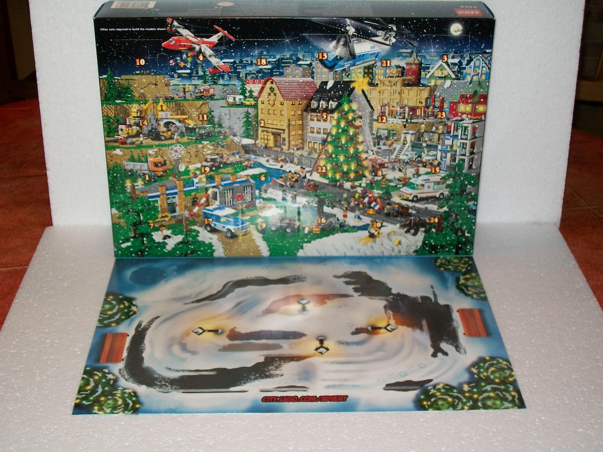 les calendriers de l avent lego lego r by alkinoos. Black Bedroom Furniture Sets. Home Design Ideas