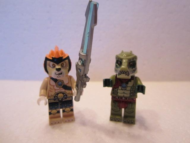 Lego Legends of Chima 70001 p5