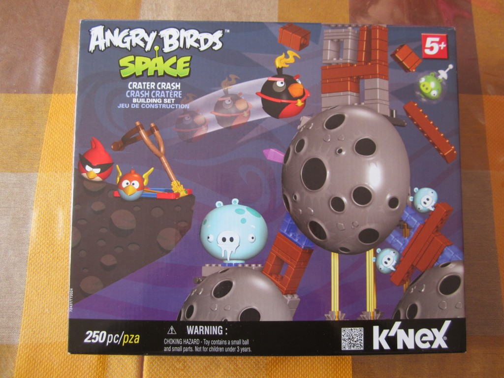 K-nex Angry Birds Space p1