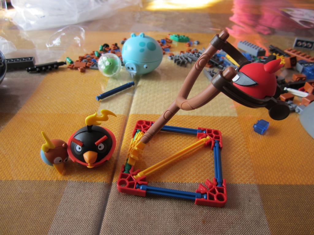 K-nex Angry Birds Space p11