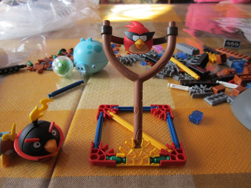 K-nex Angry Birds Space p12