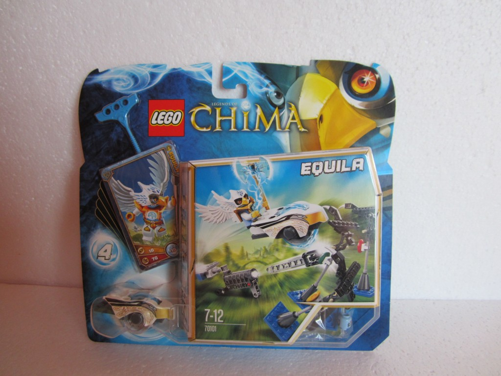 Legends of Chima 70101 p1