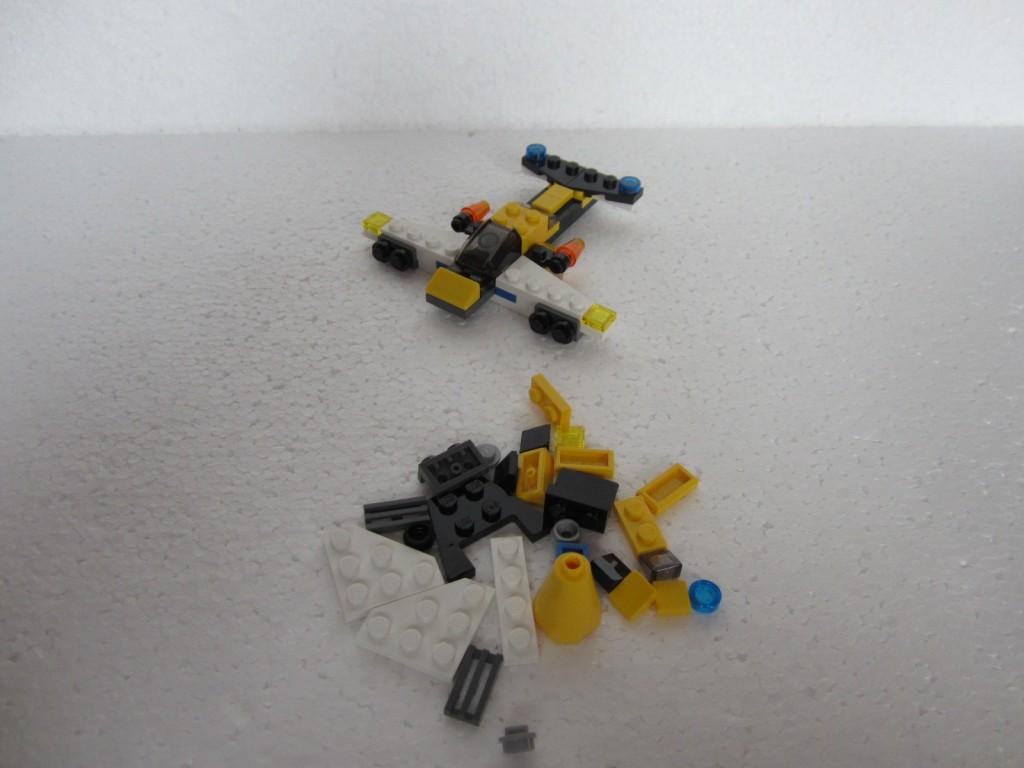 Lego creator 31001 p13