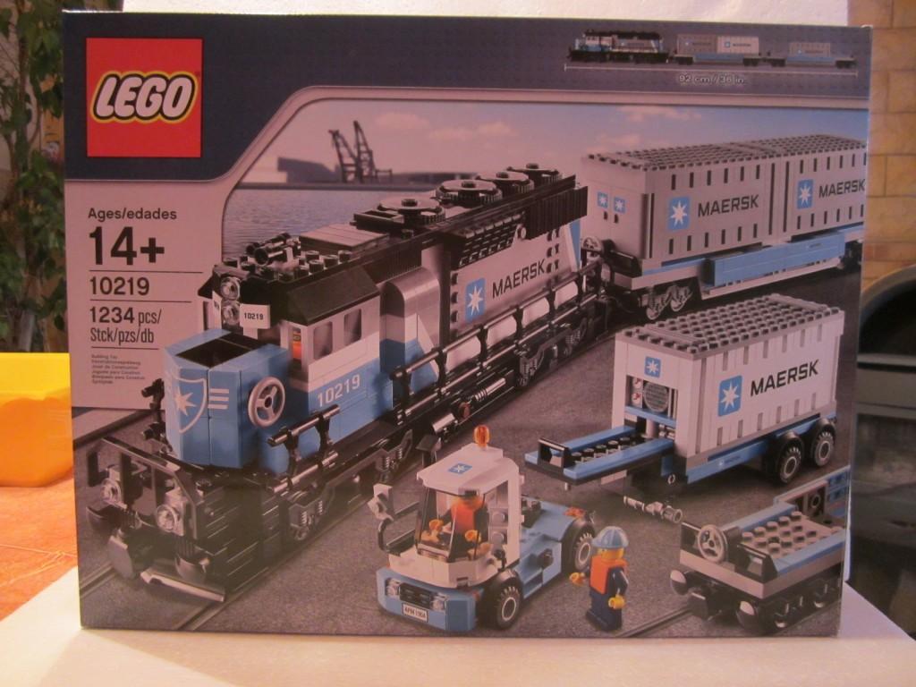 Lego 10219 part1 p1