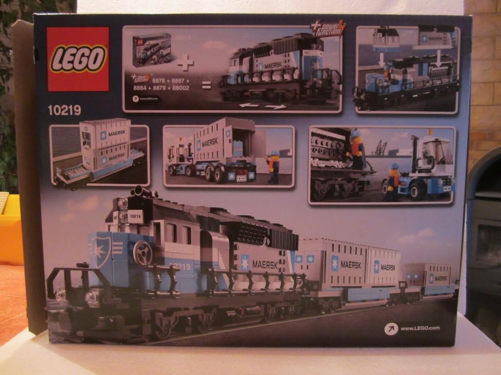 Lego 10219 part1 p2