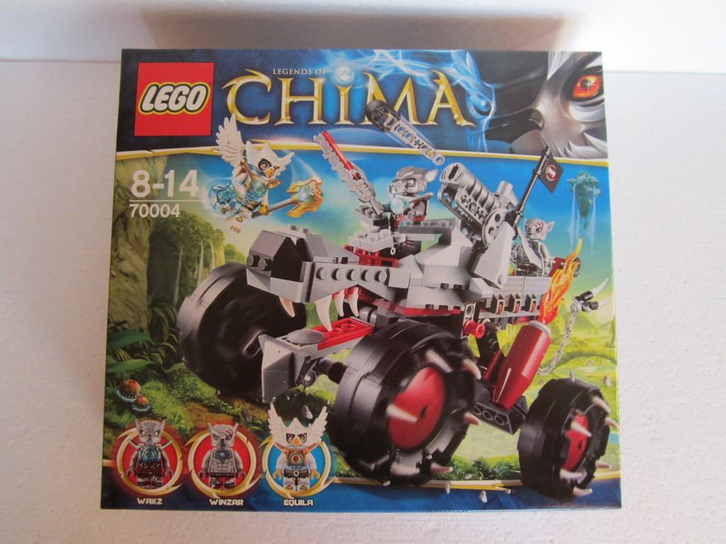 Lego Legends of Chima 70004 p1