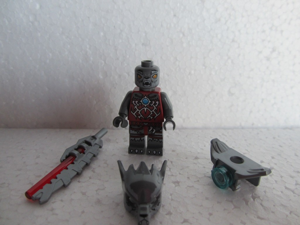 Lego Legends of Chima 70004 p11