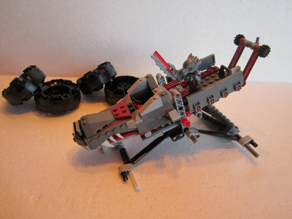 Lego Legends of Chima 70004 p16