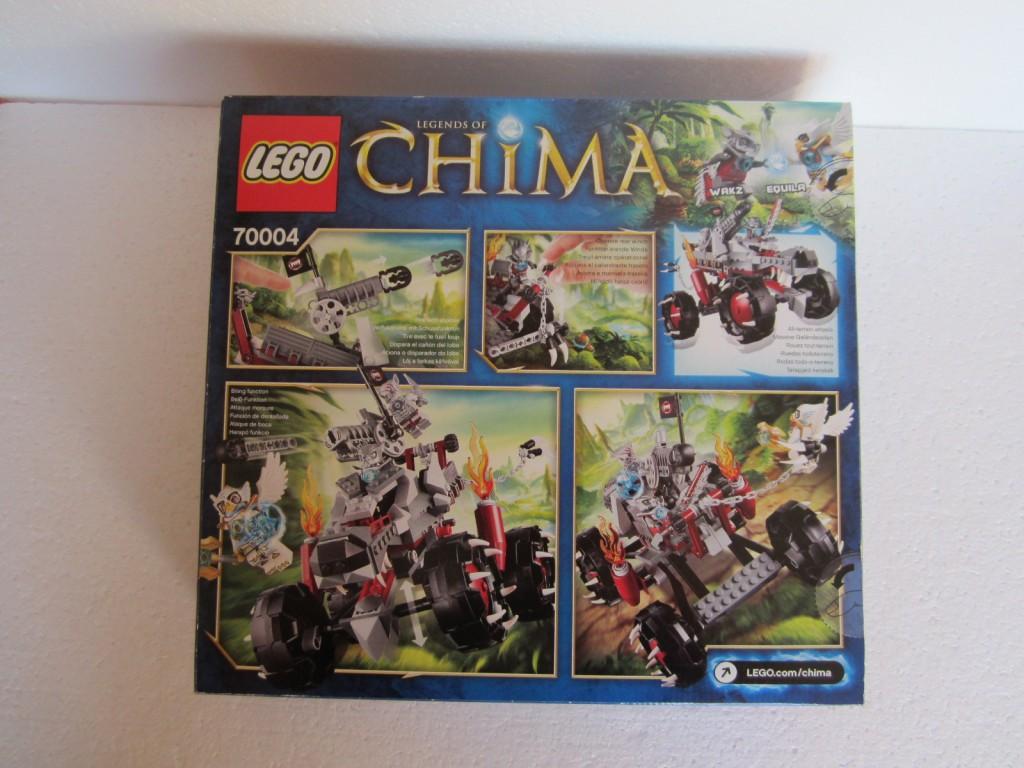 Lego Legends of Chima 70004 p2