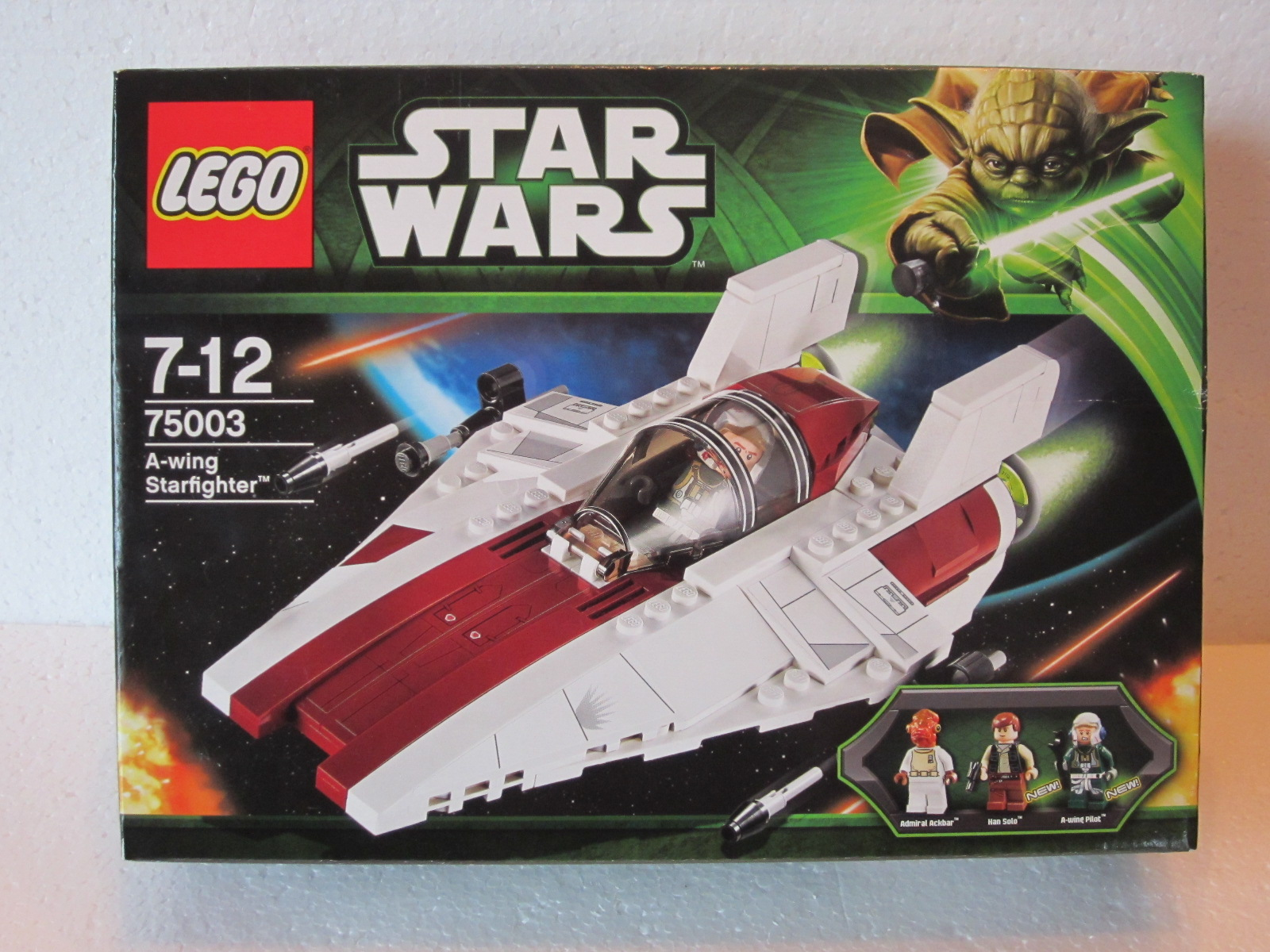 Lego star wars 75003 a wing lego r by alkinoos - Image star wars vaisseau ...