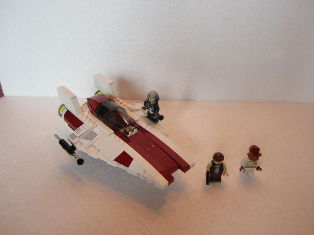 Lego Star Wars 75003 p15