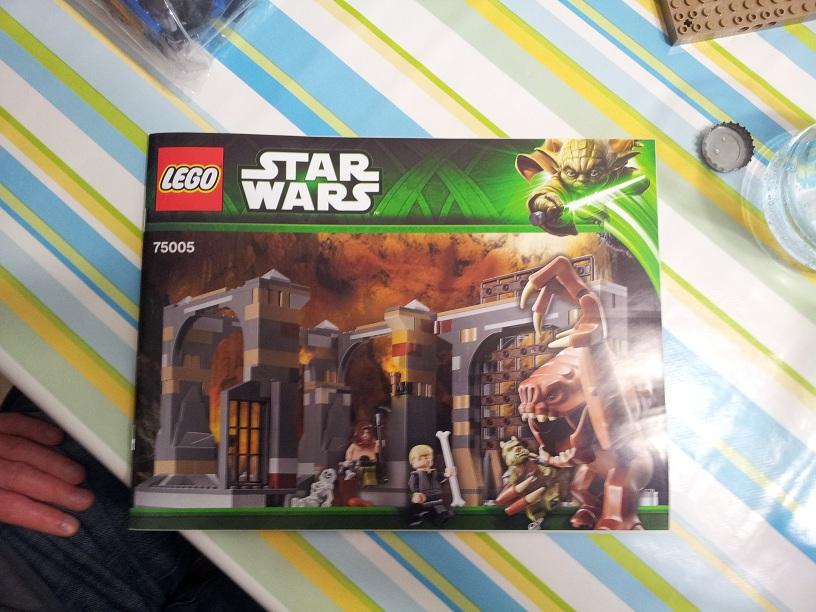 Lego Star Wars 75005 p1