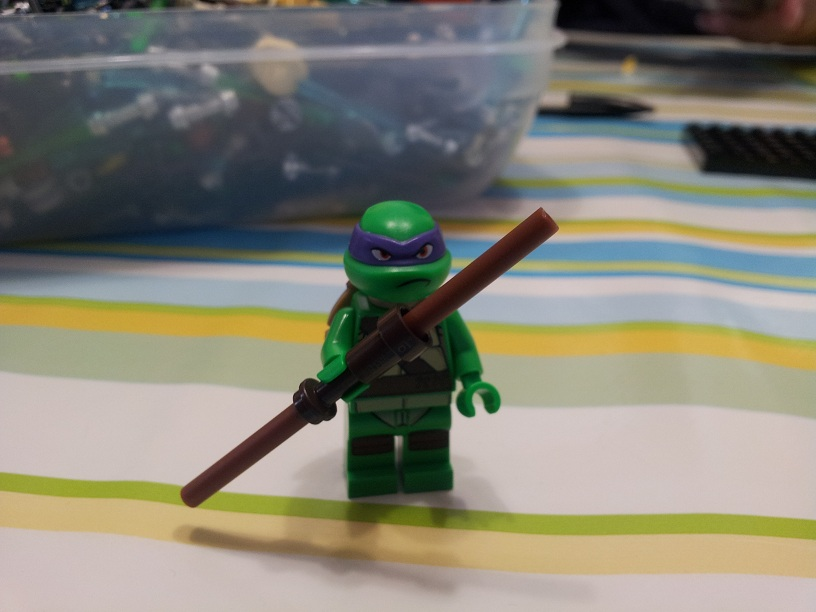 Lego tortue ninja 79101 p2