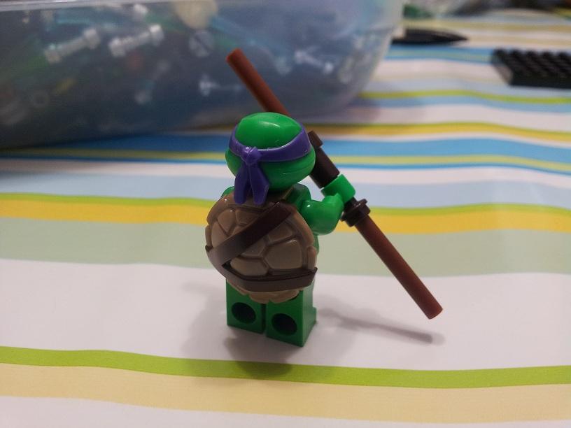 Lego tortue ninja 79101 p3