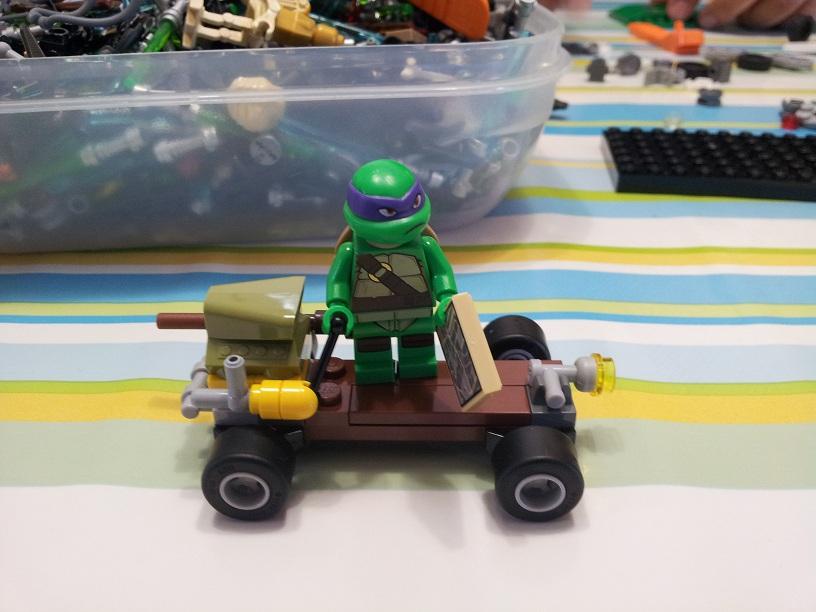 Lego tortue ninja 79101 p5