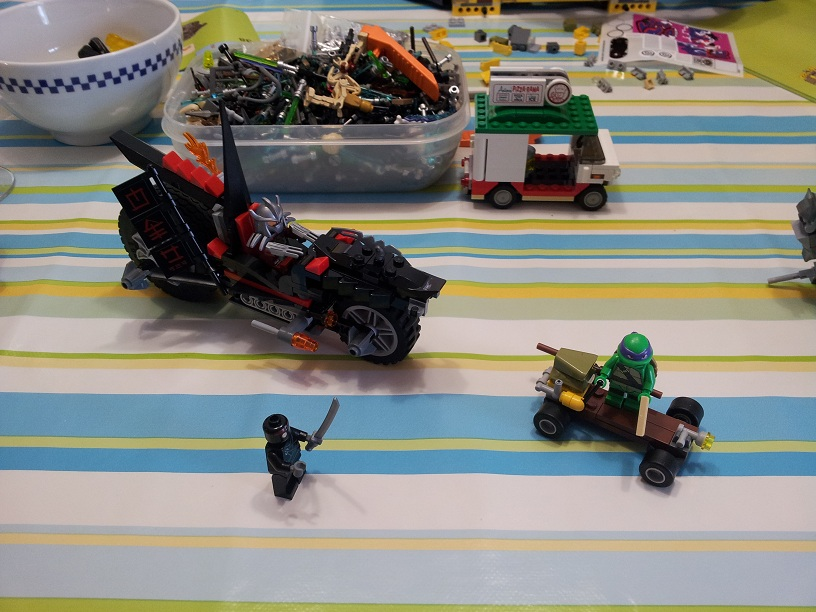 Lego tortue ninja 79101 p6