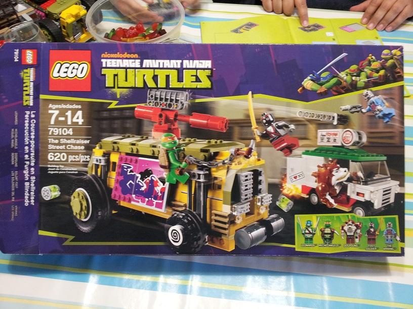Lego tortue ninja 79104 p1