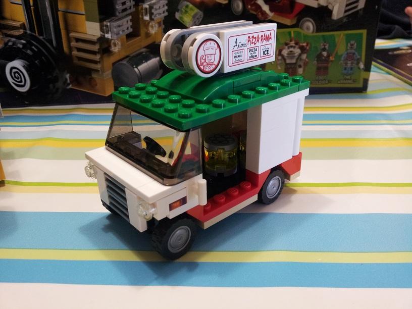 Lego tortue ninja 79104 p3