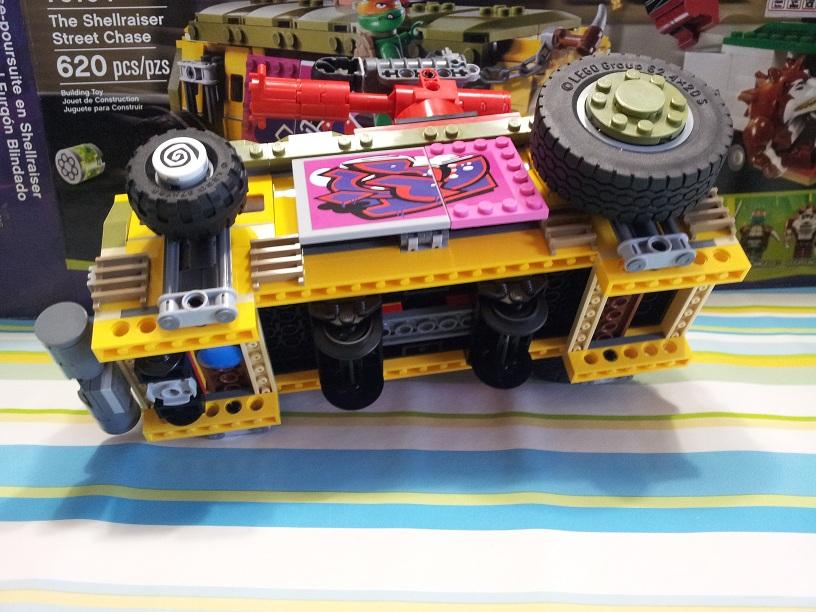 Lego tortue ninja 79104 p7