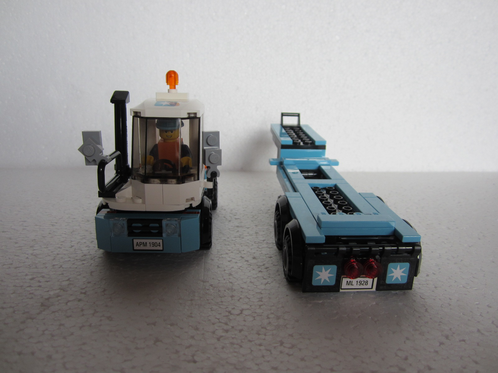 Favori Lego 10219 : le Train Maersk [partie 2] – Lego(R) by Alkinoos OF38