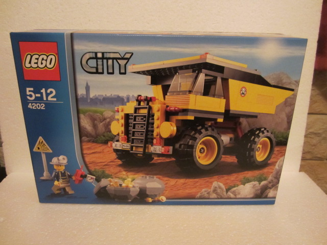 Lego city 4202 p1