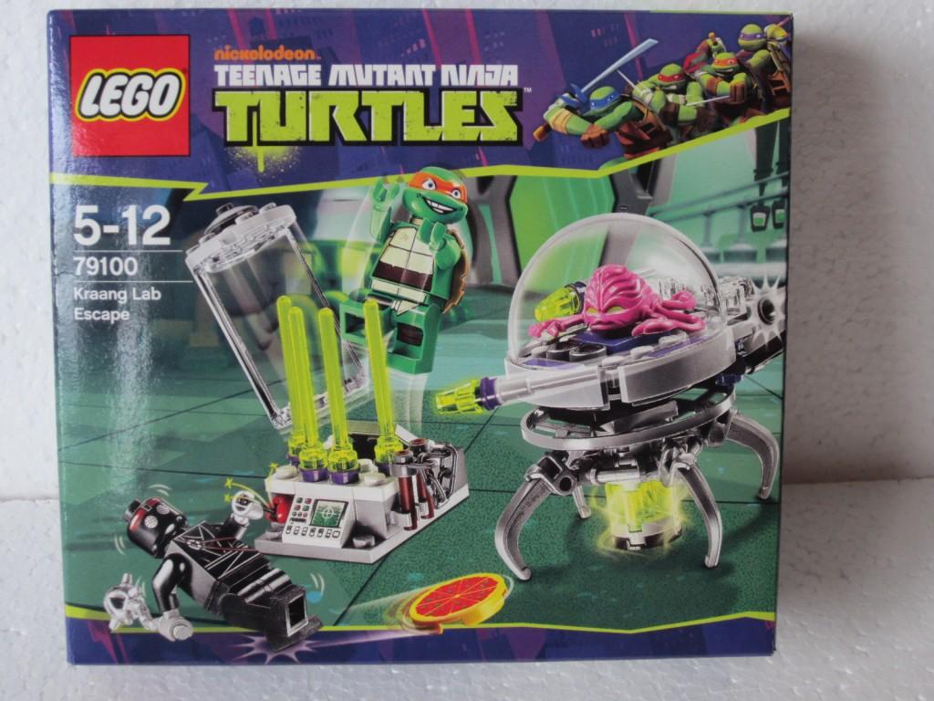 Lego TMNT 79100 p1