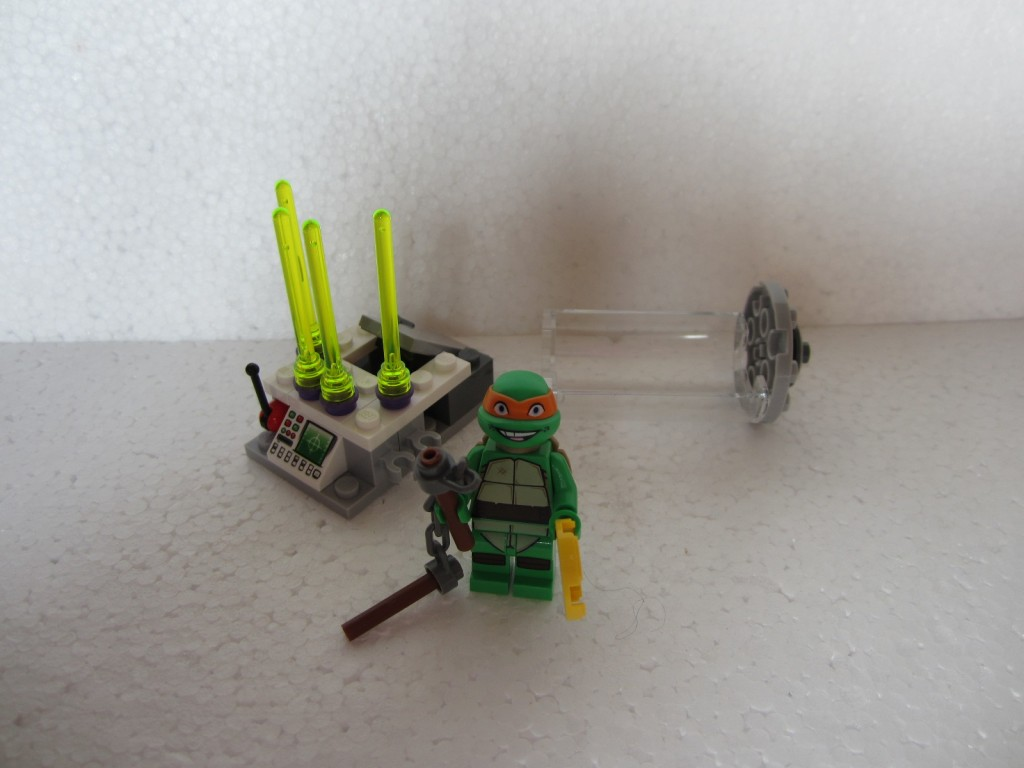 Lego TMNT 79100 p12