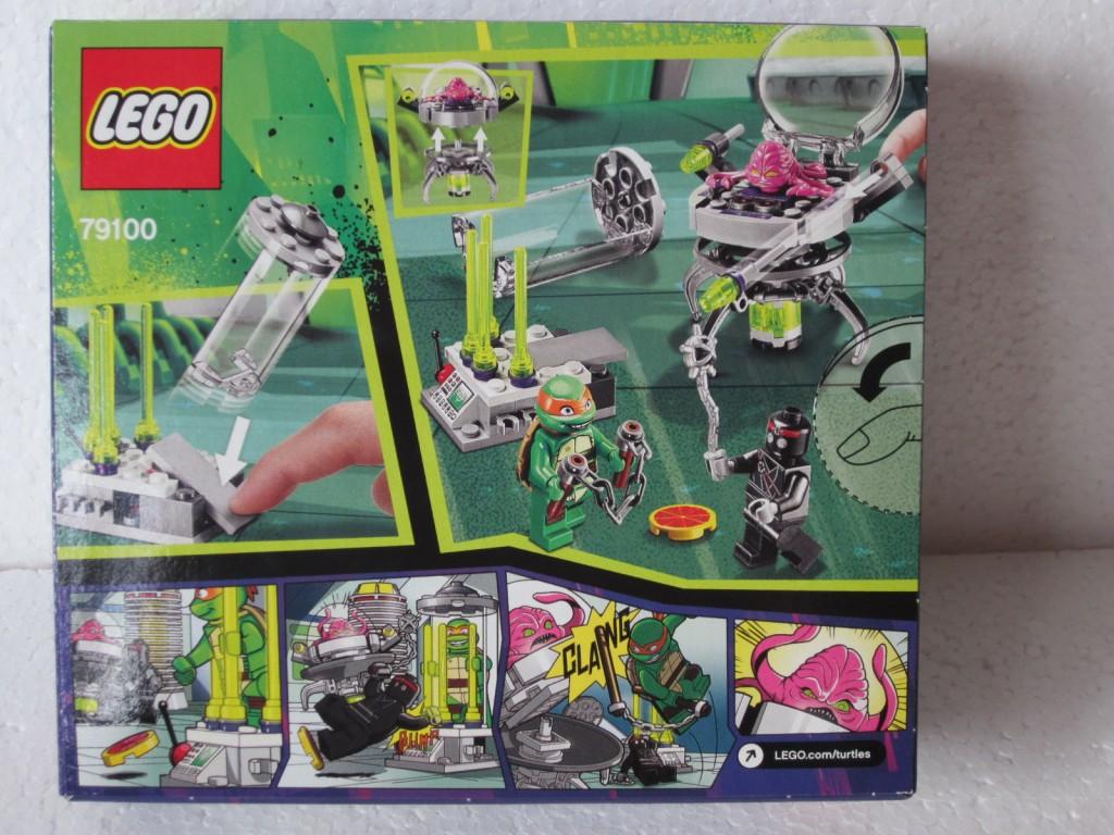 Lego TMNT 79100 p2