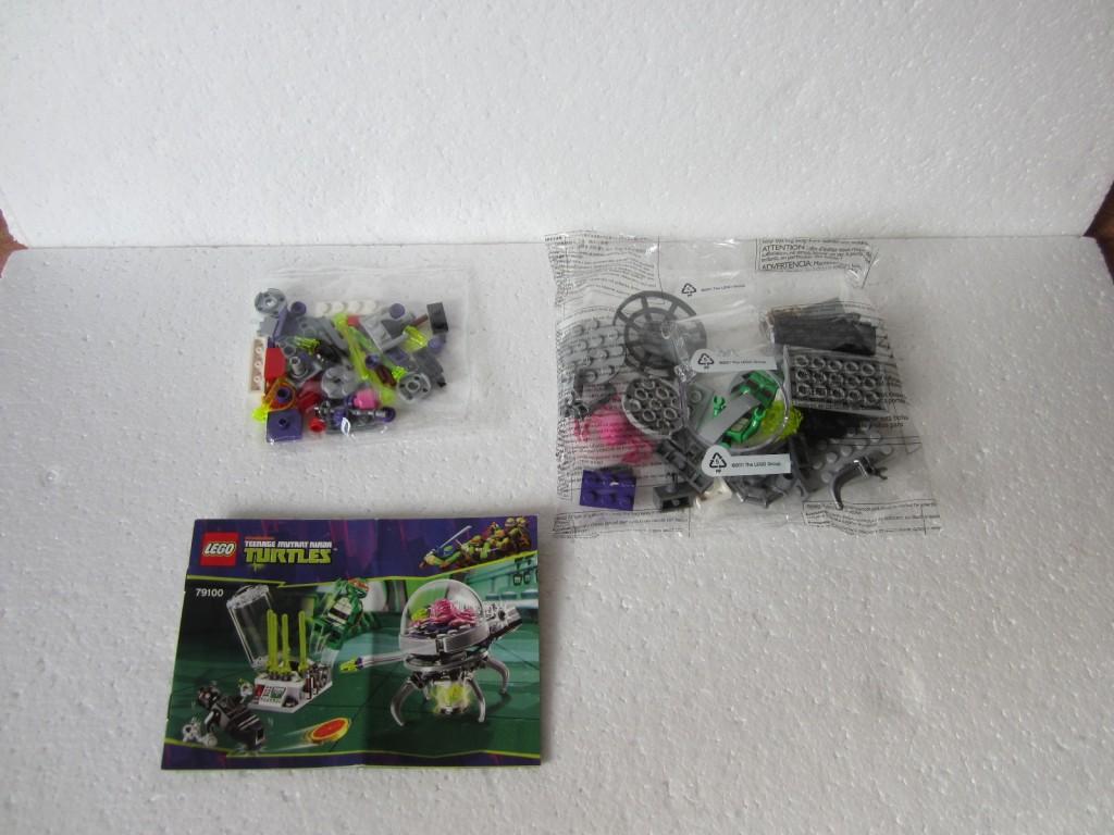 Lego TMNT 79100 p4