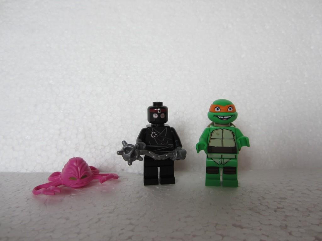 Lego TMNT 79100 p6