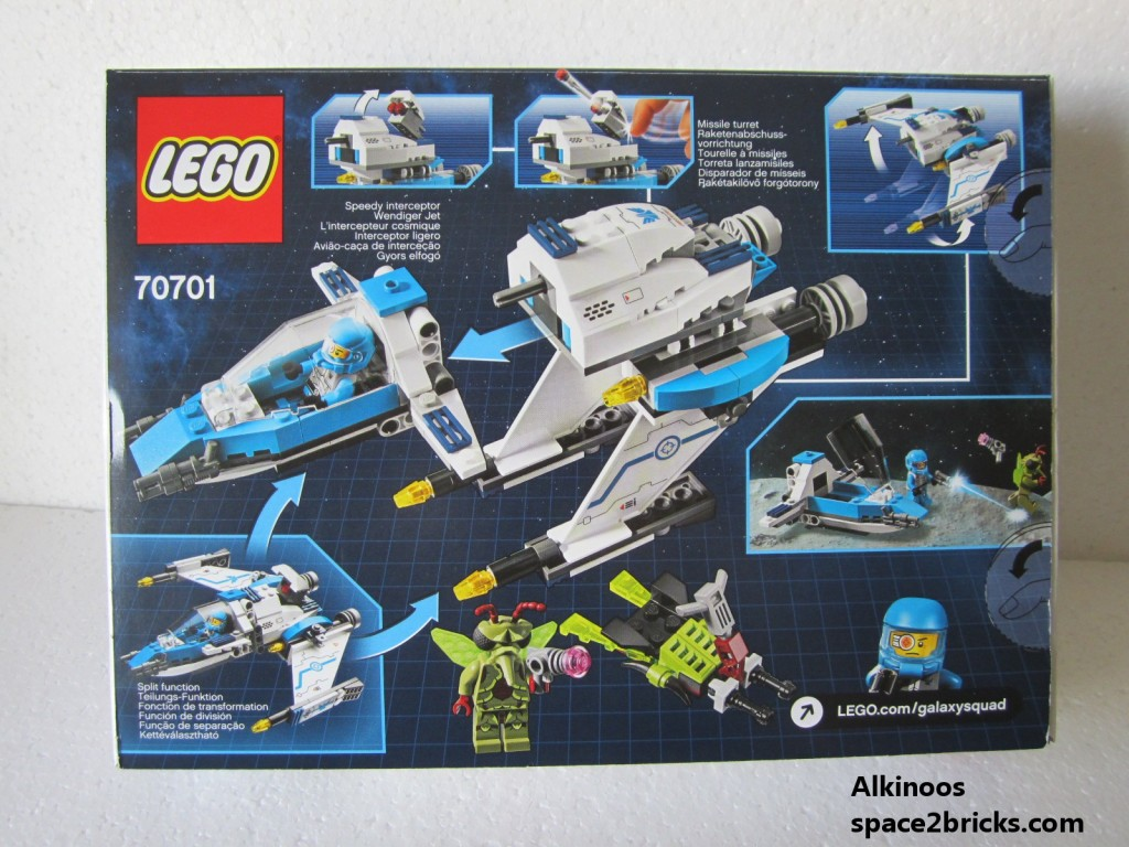 Lego Galaxy Squad 70701 p2