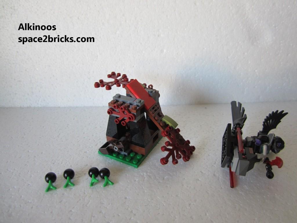 Lego Legends of Chima 70008 p16