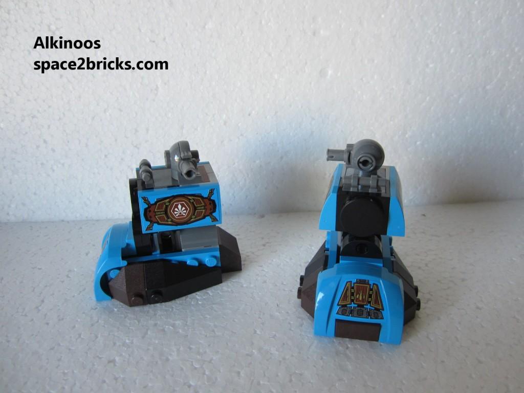 Lego Legends of Chima 70008 p23