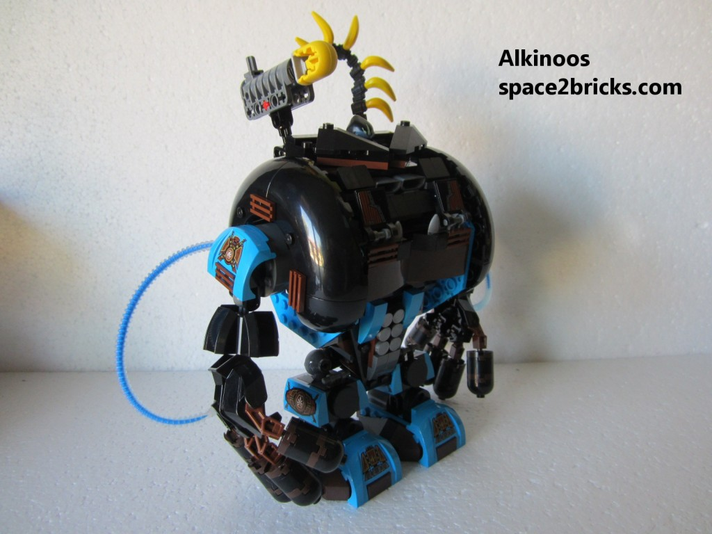 Lego Legends of Chima 70008 p29