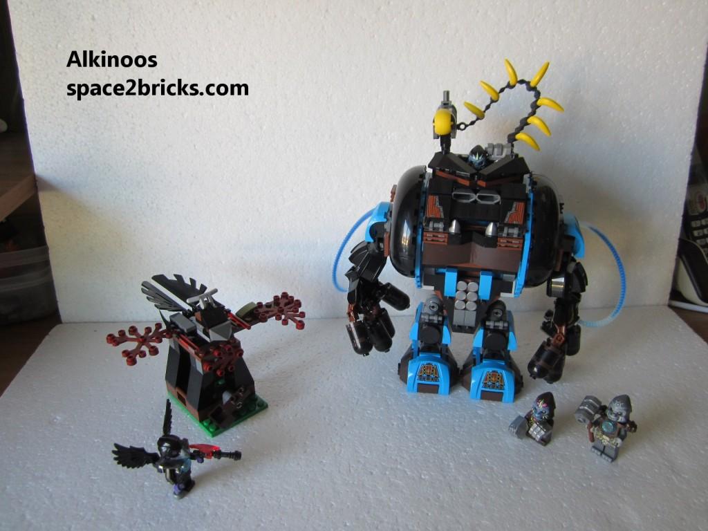 Lego Legends of Chima 70008 p30