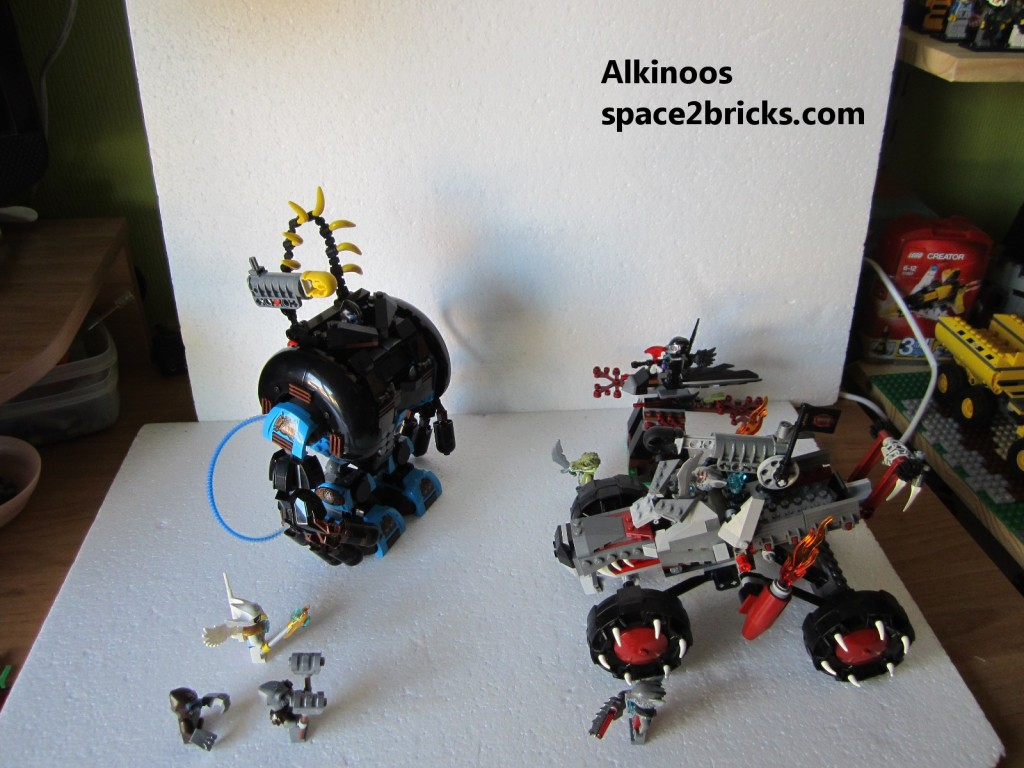 Lego Legends of Chima 70008 p32