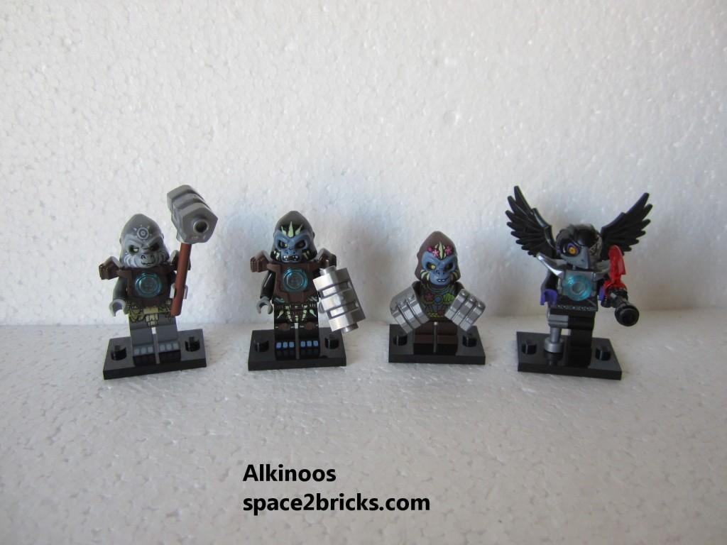 Lego Legends of Chima 70008 p6