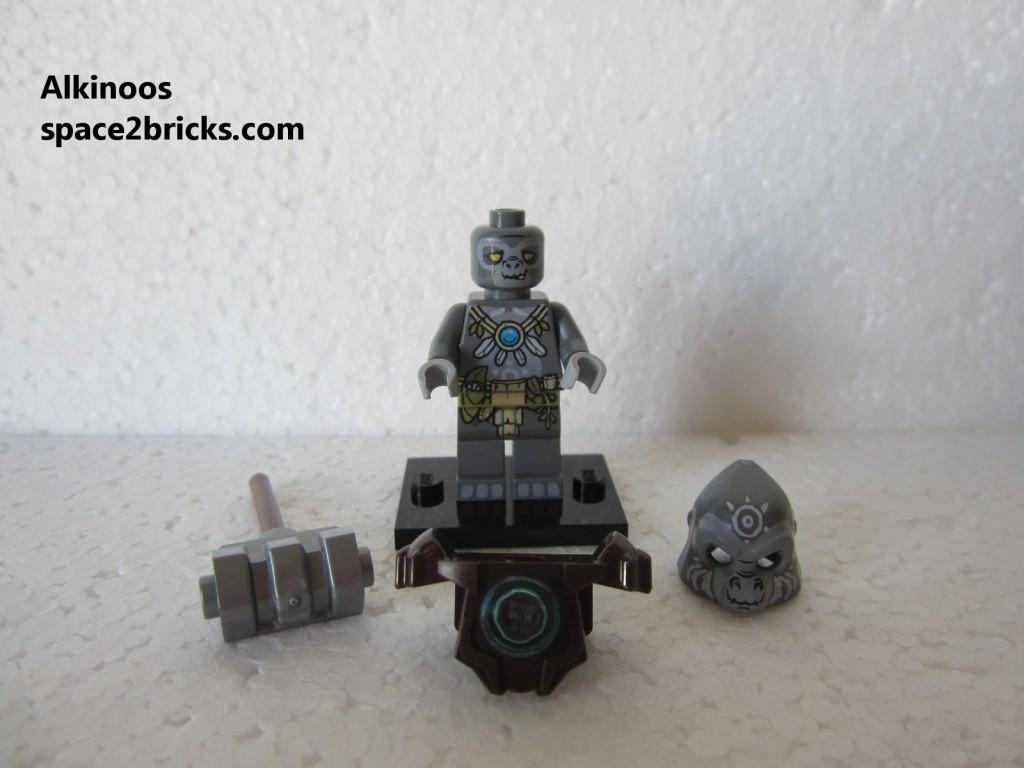 Lego Legends of Chima 70008 p9