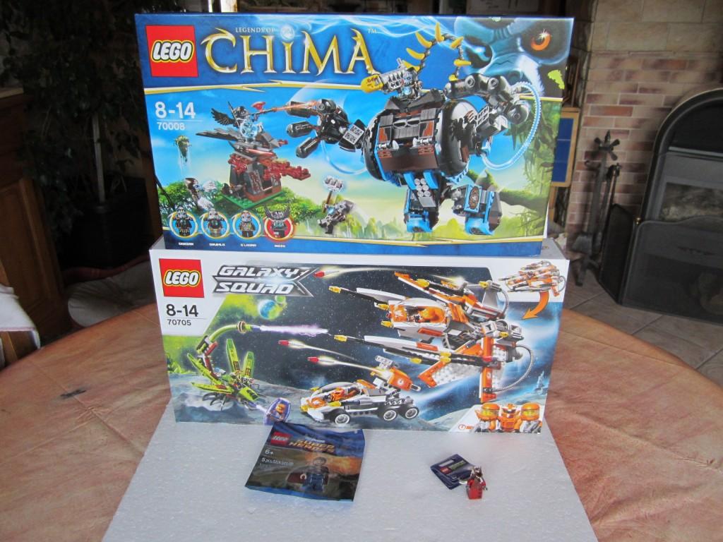 Lego fête des pères