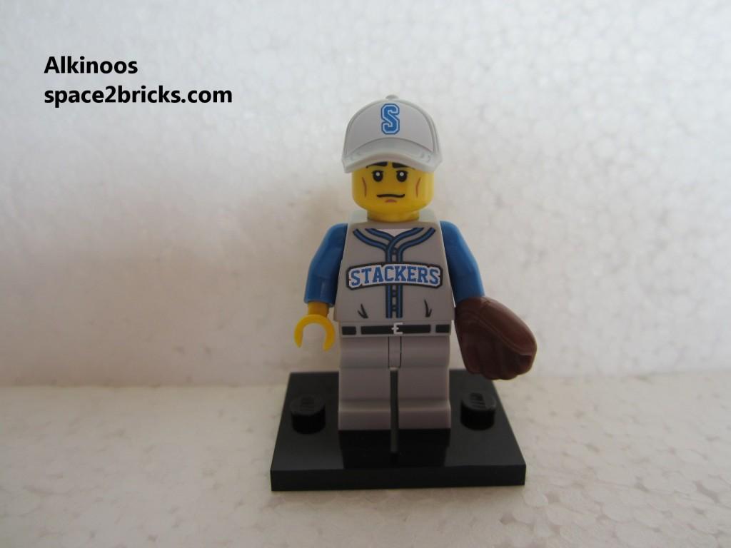 Minfig série 10 joueur de baseball p1