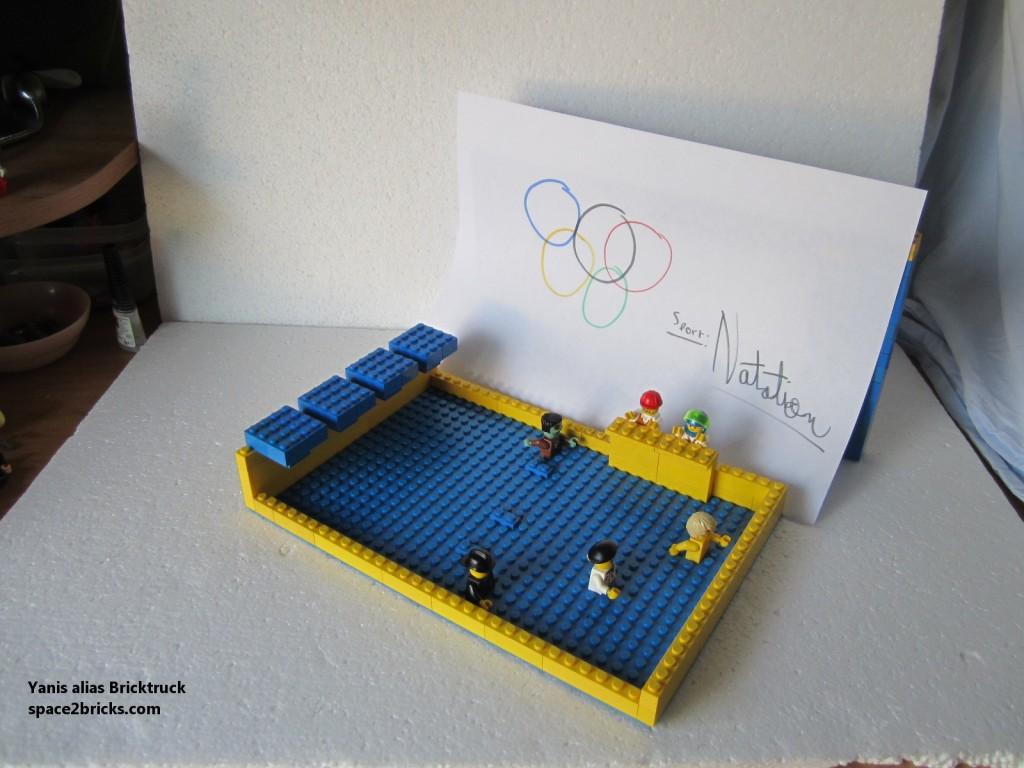 Lego natation p1
