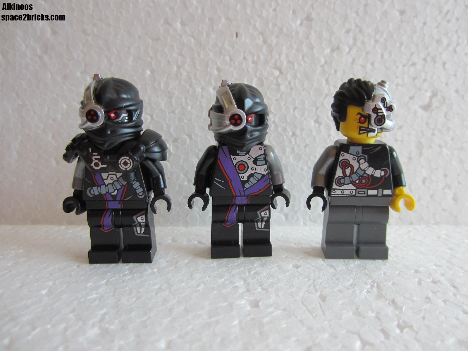 lego ninjago les cyborgs lego r by alkinoos. Black Bedroom Furniture Sets. Home Design Ideas